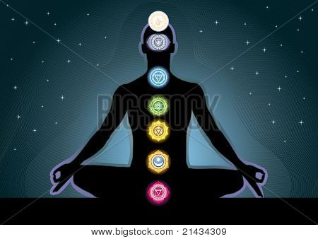 Humans Chakras