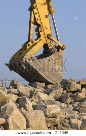 Heavy Equipment Jaws