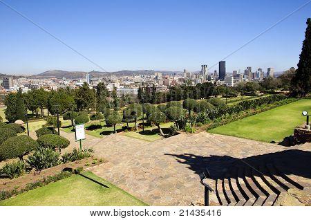 City of Pretoria Skyline, South Africa