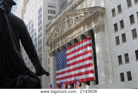 New York Stock Exchange /Financial District