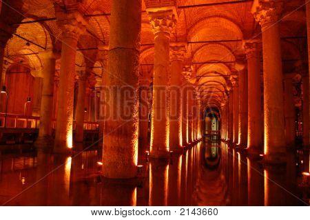 Yerebatan Cisterns, Istanbul