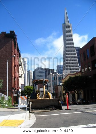 San Francisco Corner