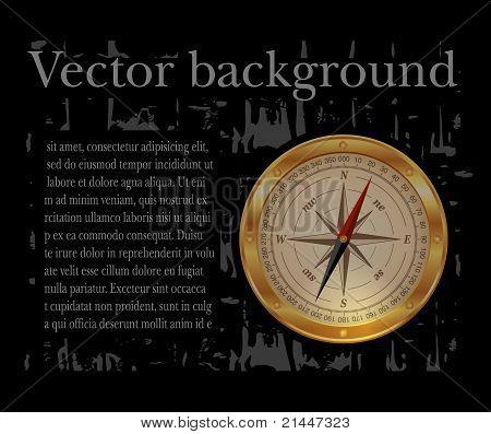 Vector Black Background