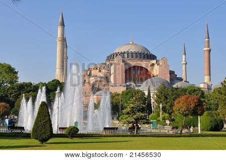 Mosque Hagia Sophia