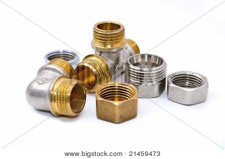 Metal Plumbing Fittings