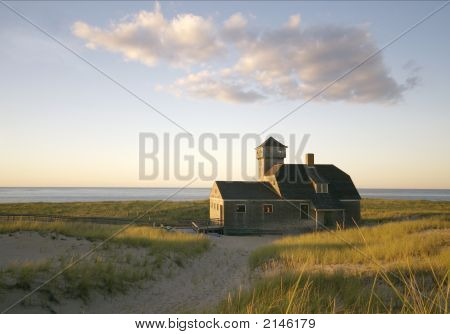 Old Harbor Lifesaving Station (Provincetown, Cape Cod)