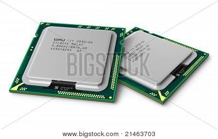 Modern LGA Processors