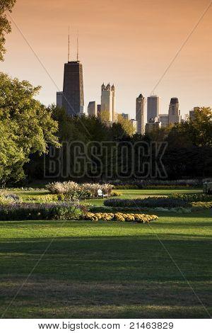 Lincoln Park Vista