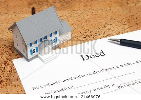 Deed To A House