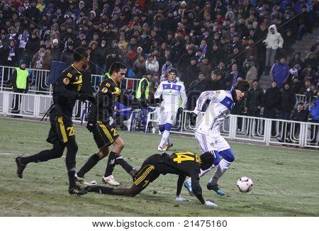 Fc Dynamo Kyiv Vs Sheriff Tiraspol