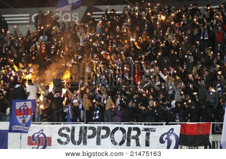 Fc Dynamo Kyiv Supporters