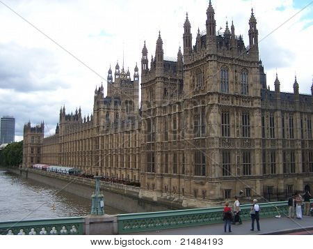 UK Parliment Building