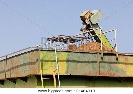 Olive Mill Waste: Orujo