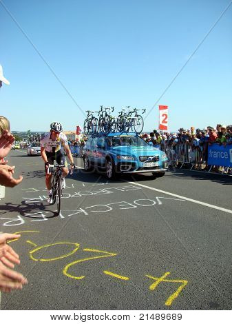 Tour de France - Stage 1 - The Finish