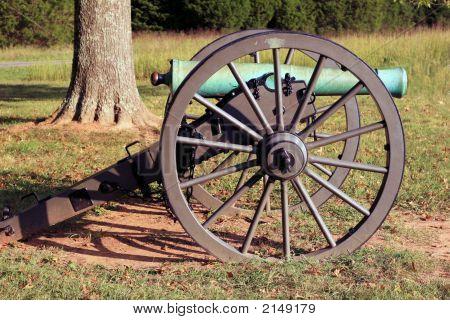 Stones River Natinoal Battlefield Canon