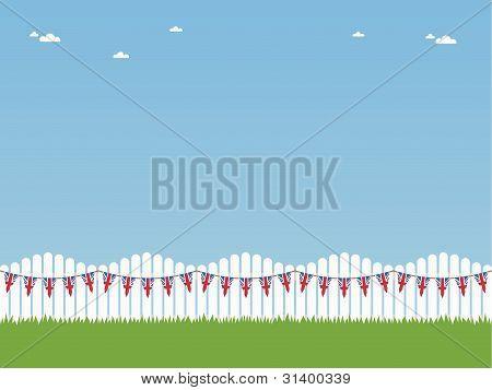 Uk Picket Fence