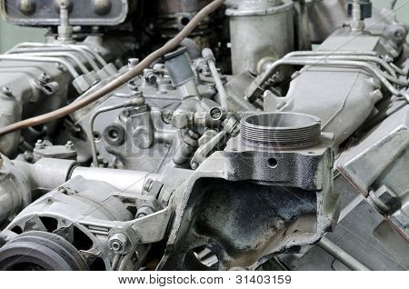 Outdated Broken Engine