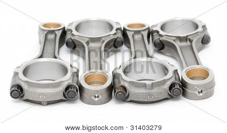 Connecting Rods - Car Spare Parts