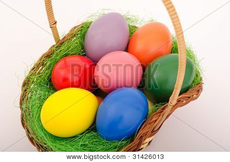 Colorer Easter Eggs