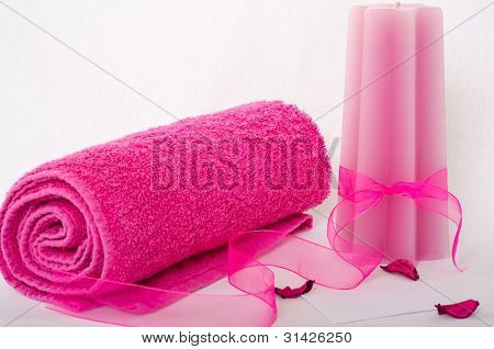 Spa Pinkness
