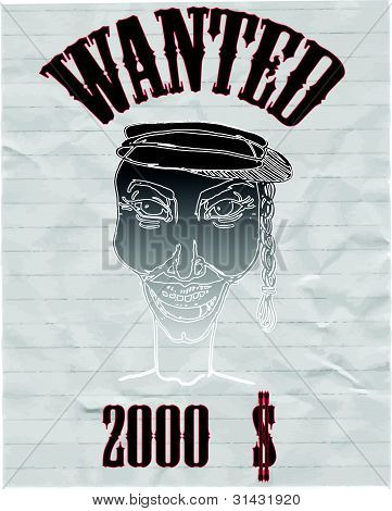 wanted I