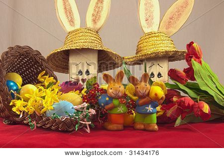 Easter Cornucopia