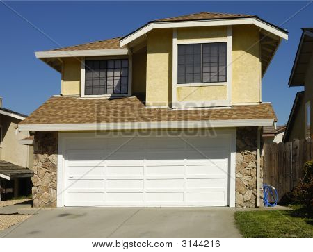 Mid Range Single Family Home