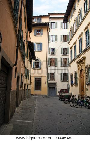 The Streets Of Florence