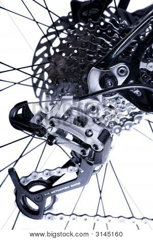 Bicycles Rear Drive System