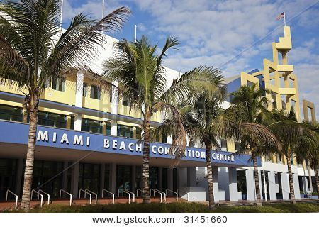 Miami Beach Covention Center