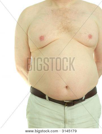 Obesidade masculina