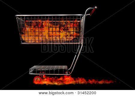 Trolley Fire
