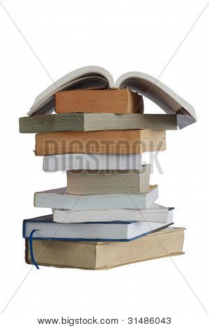 pounded books