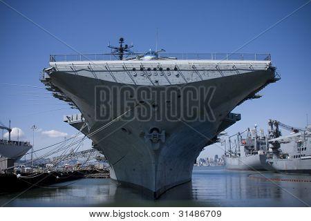 USS HORNET NAVAL AIR MUSEUM - ALAMEDA, CA