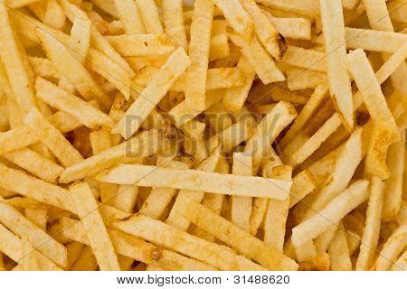Shoestring Potatoes