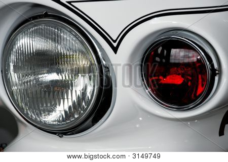 Pollice Motorcycle Headlight