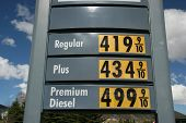 Gas And Diesel Price Sky High