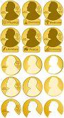 Nobel Prizes In Physics, Chemistry, Medicine, Literature, Economic, Peace. poster