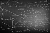 stock photo of einstein  - Science Mathematics Physics Illustration Formulas Schemes  - JPG