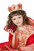 Постер, плакат: Фантастический принцесса
