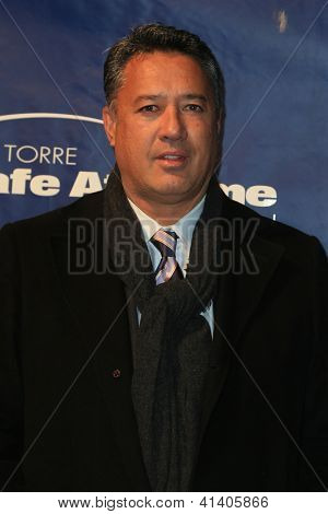 NEW YORK-AUG 14: Former MLB player Ron Darling attends the 10th Anniversary Joe Torre Safe At Home® Foundation Gala at Pier 60, Chelsea Piers on January 24, 2013 in New York City.