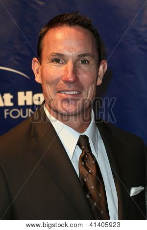 NEW YORK-JAN 24: Former MLB player John Flaherty attends the 10th Anniversary Joe Torre Safe At Home Foundation Gala at Pier 60, Chelsea Piers on January 24, 2013 in New York City.