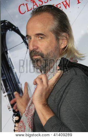 LOS ANGELES - 06 23: Peter Stormare bei der LA-Premiere von Paramount Pictures ' Hänsel und Gretel: W