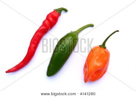 Hot Pepper Madness