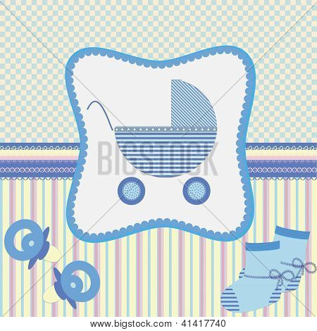 Scrapbooking for newborn