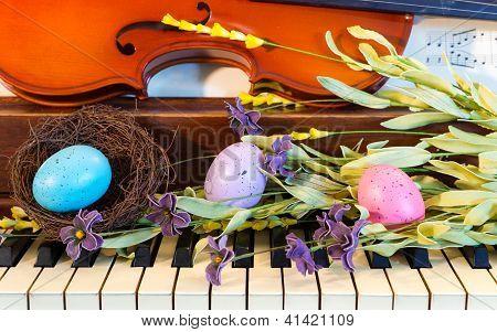 Springtime Music