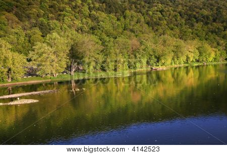 Scenic Pennsylvania Landscape