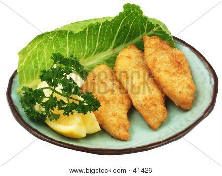 Fisch-Abendessen