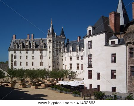 Castle Of The Dukes Of Brittany, Nantes