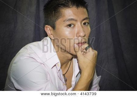 Asian Male Portriat
